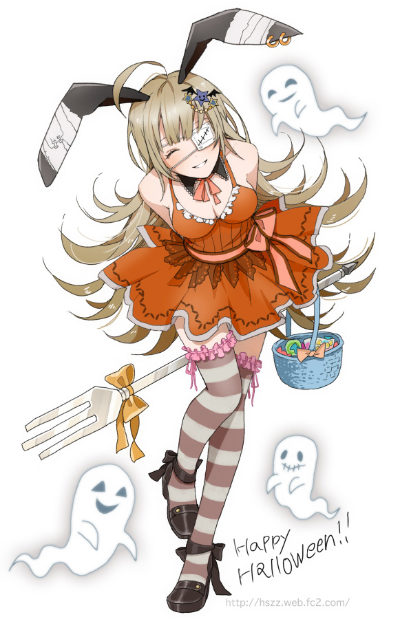 10-Amazing-Halloween-Pixiv-Artworks-#4_はろ_hs_Haruhichan.com