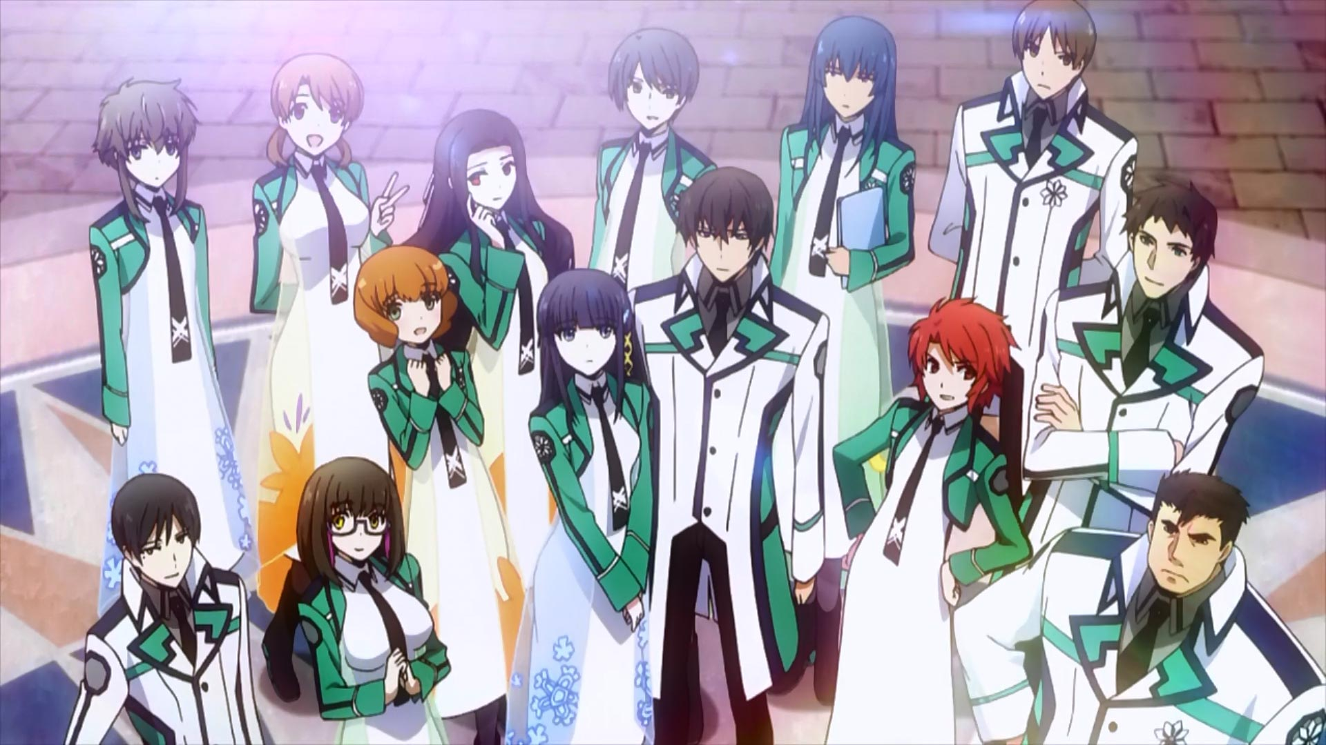 10,000 Anime Fans Voted for the Fictional Schools They Want to Study At haruhichan.com Mahouka Koukou no Rettousei National Magic University First Affiliate High School