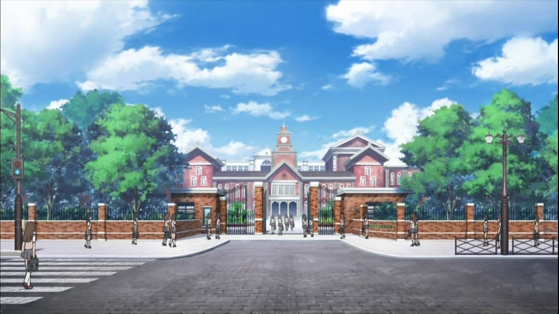 10,000 Anime Fans Voted for the Fictional Schools They Want to Study At haruhichan.com Tokiwadai Middle School Toaru Majutsu no Index  Toaru Kagaku no Railgun
