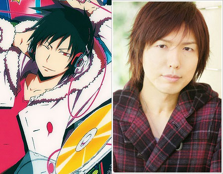 10,000 Anime Fans Voted for the Most Inappropriate Voices in Anime haruhichan.com Hiroshi Kamiya as Izaya Orihara Durarara!!