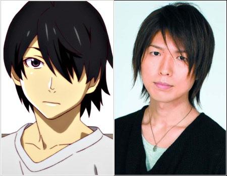 10,000 Anime Fans Voted for the Most Inappropriate Voices in Anime haruhichan.com Hiroshi Kamiya as Koyomi Araragi Monogatari Series