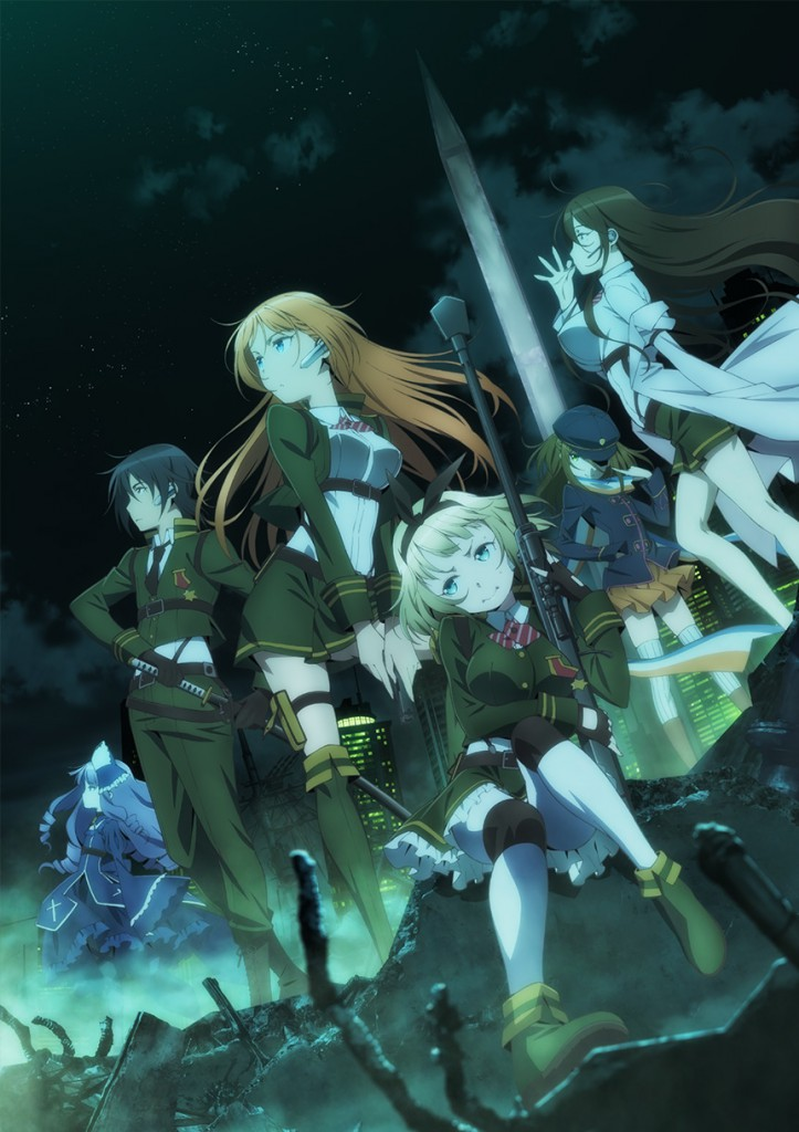 35 Shoutai Anime Visual
