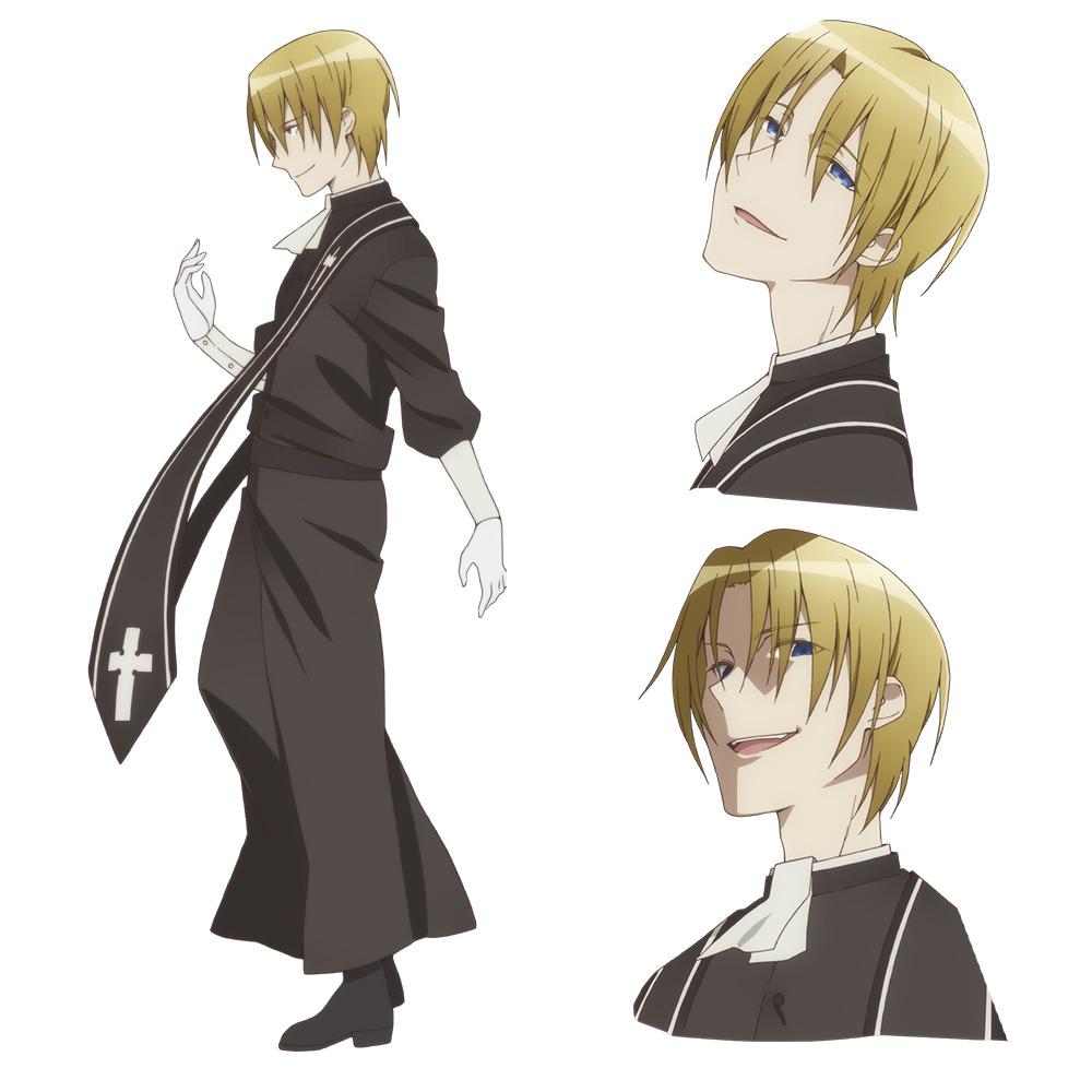 35 Shoutai Character Design Haunted