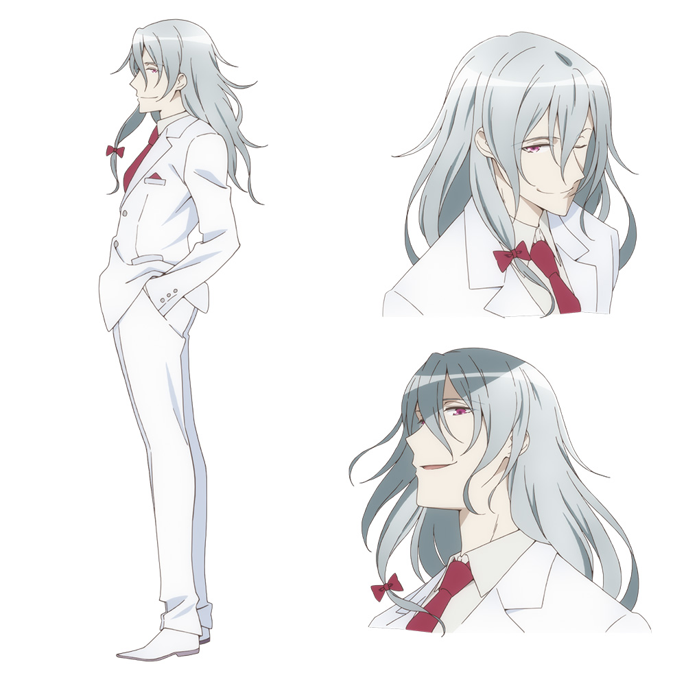 35 Shoutai Character Design Sougetsu