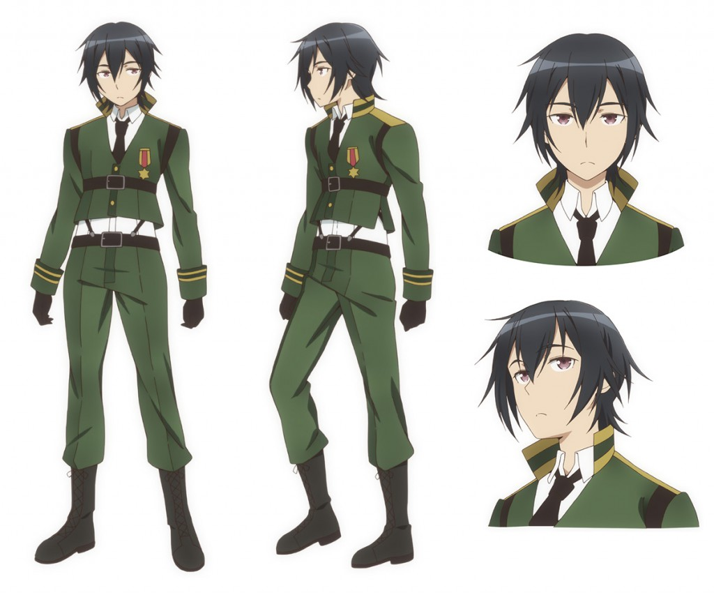 35 Shoutai Character Design Takeru