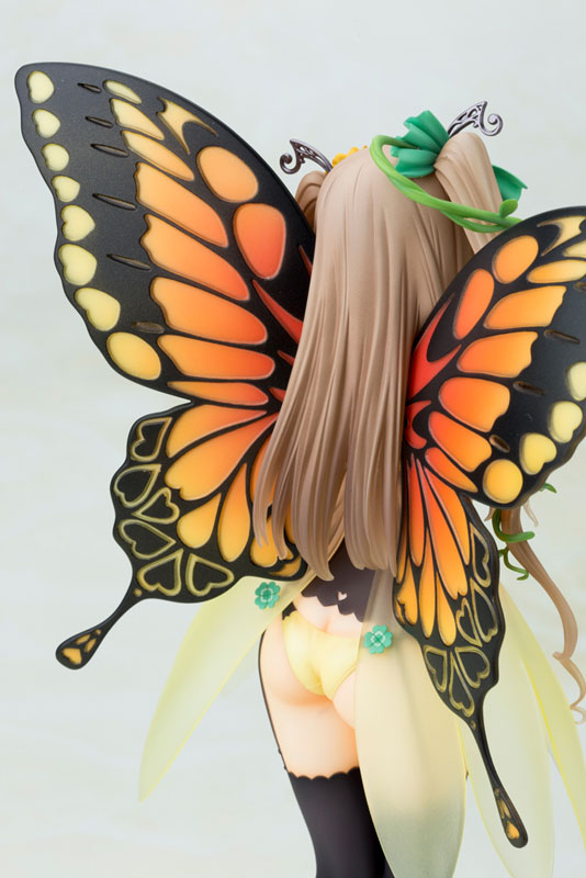4-Leaves Tony's Heroine Collection Innocent Fairy Freesia anime figure by tony taka 006