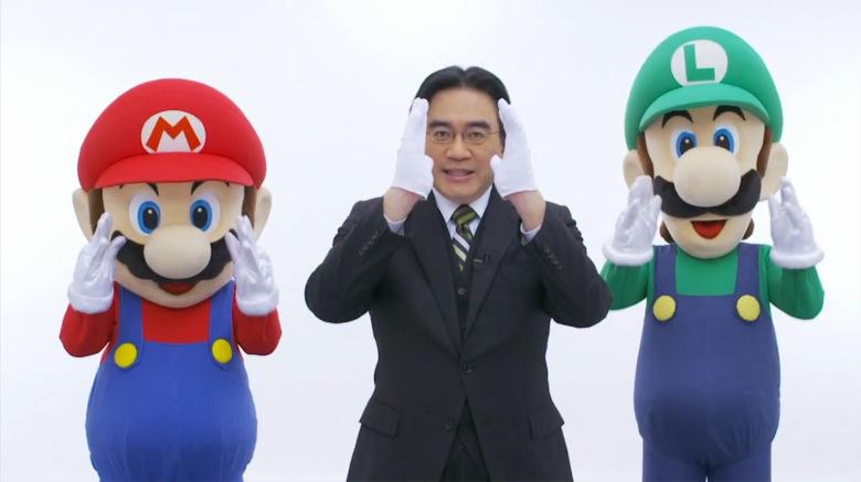 55 Year Old Nintendo President, Satoru Iwata, Dies of Health Issues 2