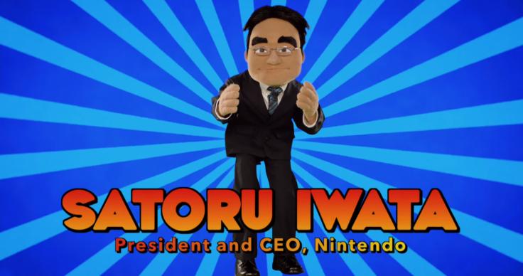 55 Year Old Nintendo President, Satoru Iwata, Dies of Health Issues 3