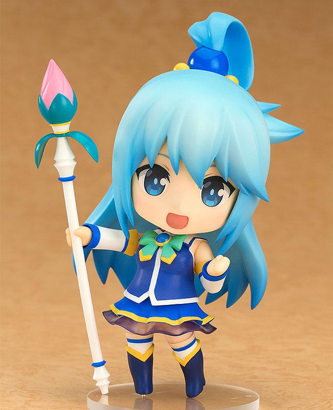 Adorable Nendoroid Figure of Aqua Revealed KonoSuba 0001
