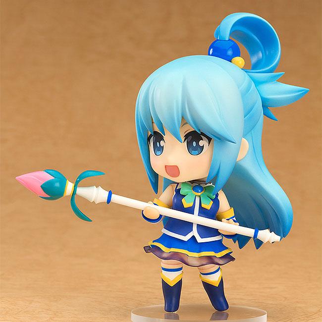 Adorable Nendoroid Figure of Aqua Revealed KonoSuba 0002