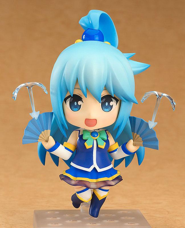 Adorable Nendoroid Figure of Aqua Revealed KonoSuba 0003