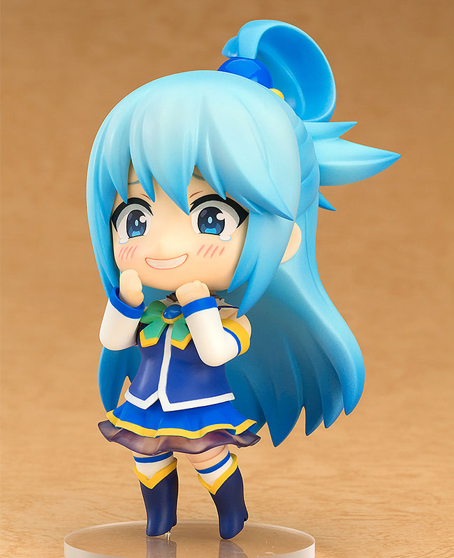 Adorable Nendoroid Figure of Aqua Revealed KonoSuba 0004