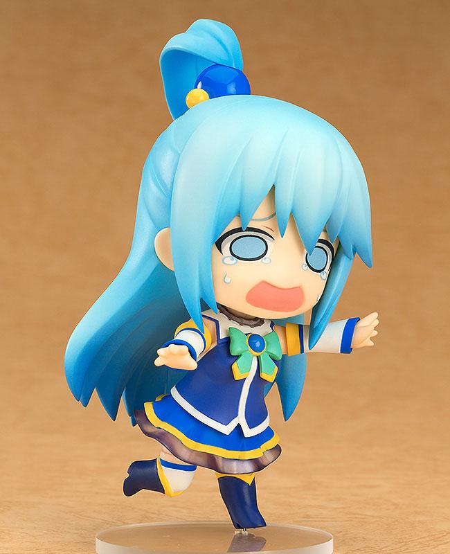 Adorable Nendoroid Figure of Aqua Revealed KonoSuba 0005