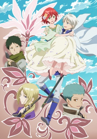 Akagami no Shirayuki Hime - Snow White With the Red Hair Anime 2nd season