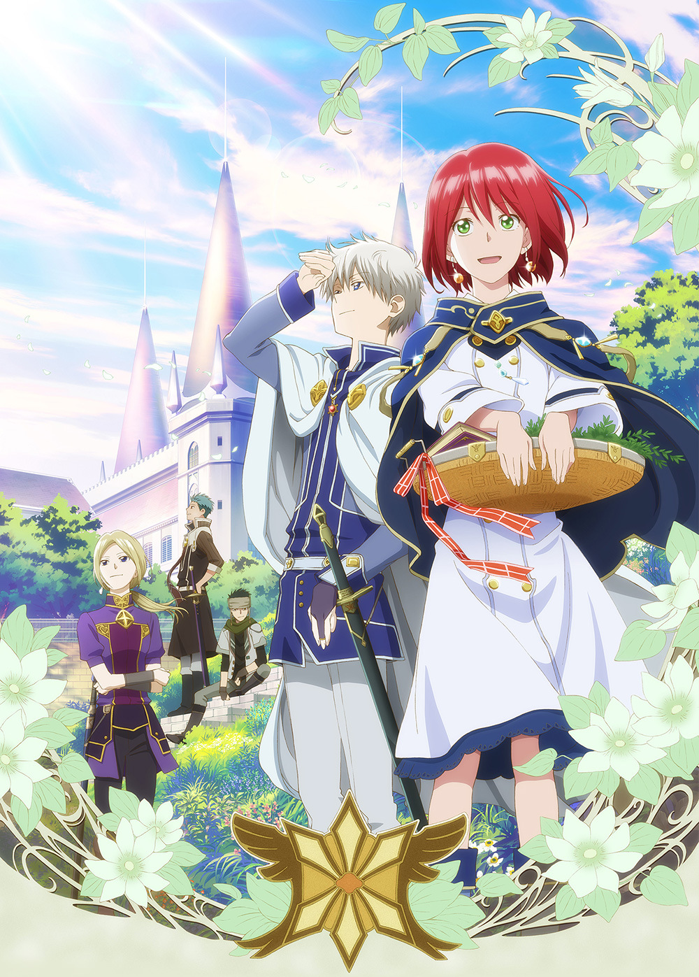 Akagami-no-Shirayuki-hime-Anime-Visual-01