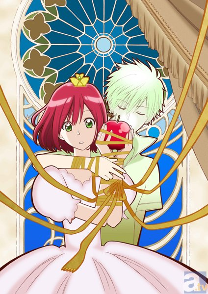 Akagami no Shirayuki-hime Visual_Haruhichan.com_
