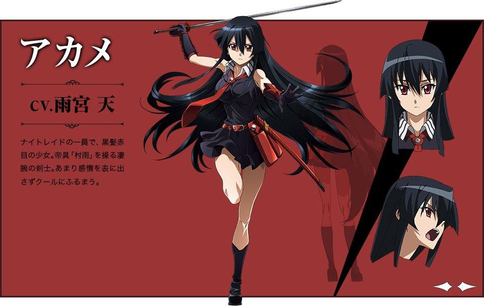 Akame-ga-KILL-Character-Designs-Akame