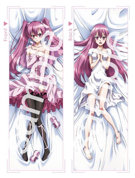 Akame ga Kill Mine and Esdeath Hug Pillows 2