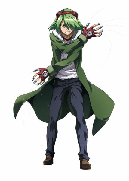 Akame ga Kill! - Rabac