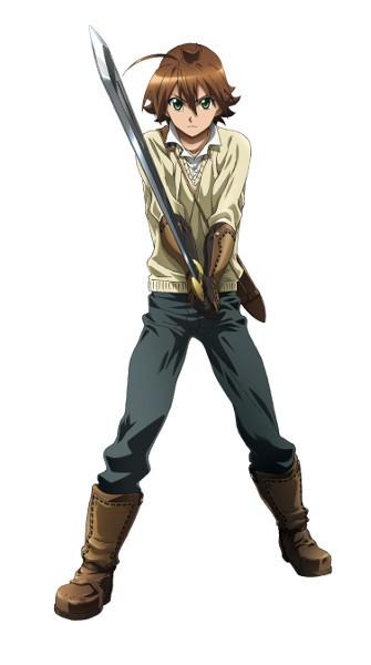 Akame ga Kill! - Tatsumi