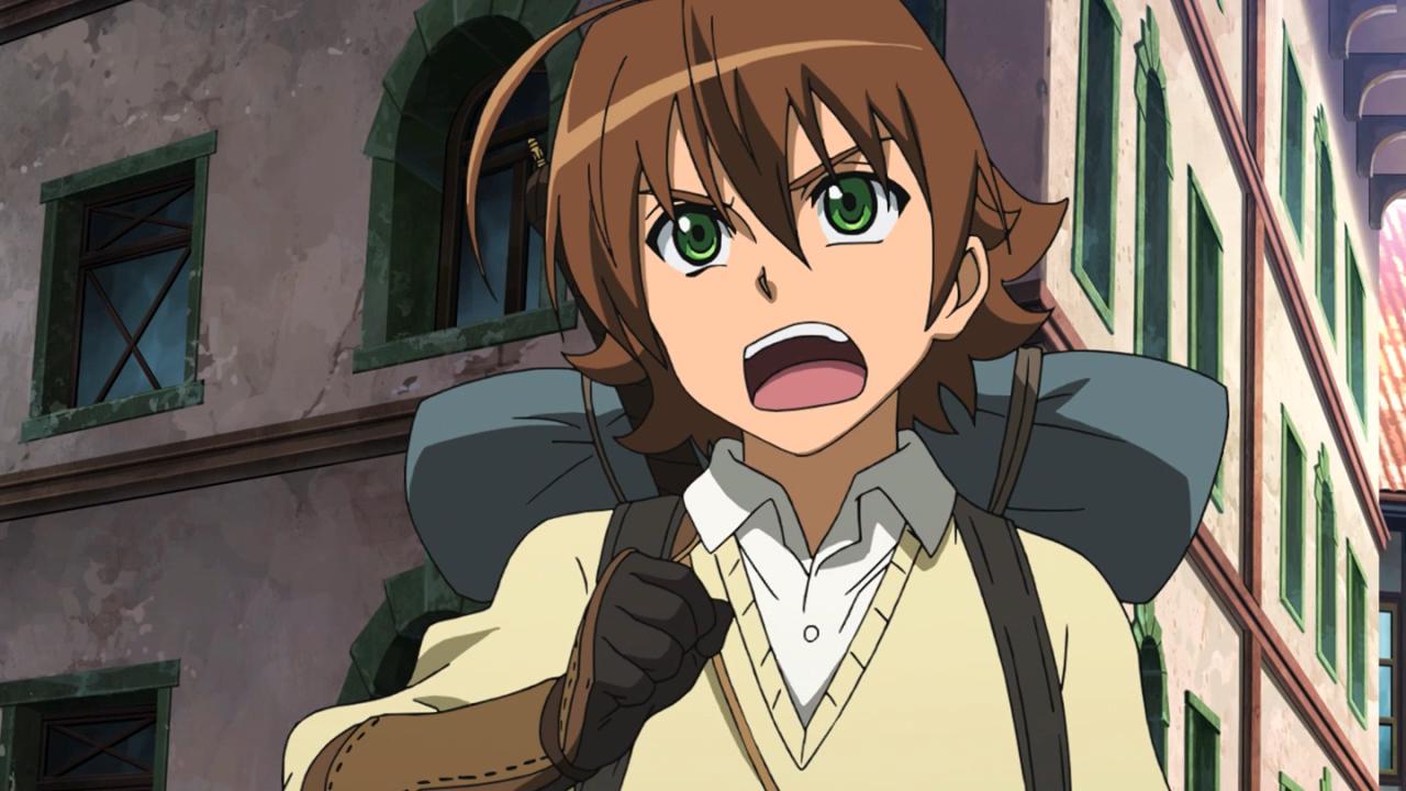 Akame ga Kill - Tatsumi