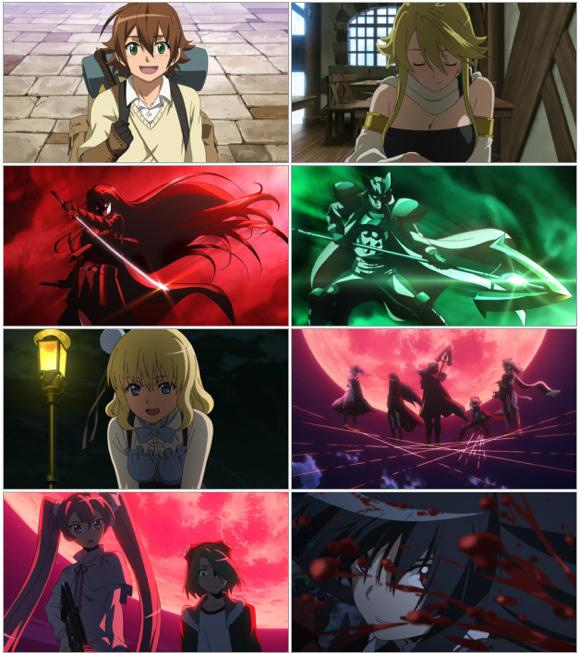 Akame ga Kill! anime Promotional Video 3 pictures