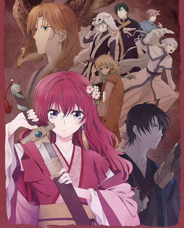 Akatsuki no Yona anime visual haruhichan.com Yona of the Dawn anime