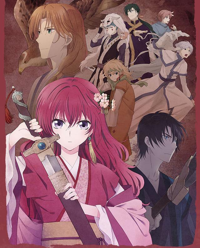 Akatsuki no Yona anime visual haruhichan.com Yona of the Dawn anime