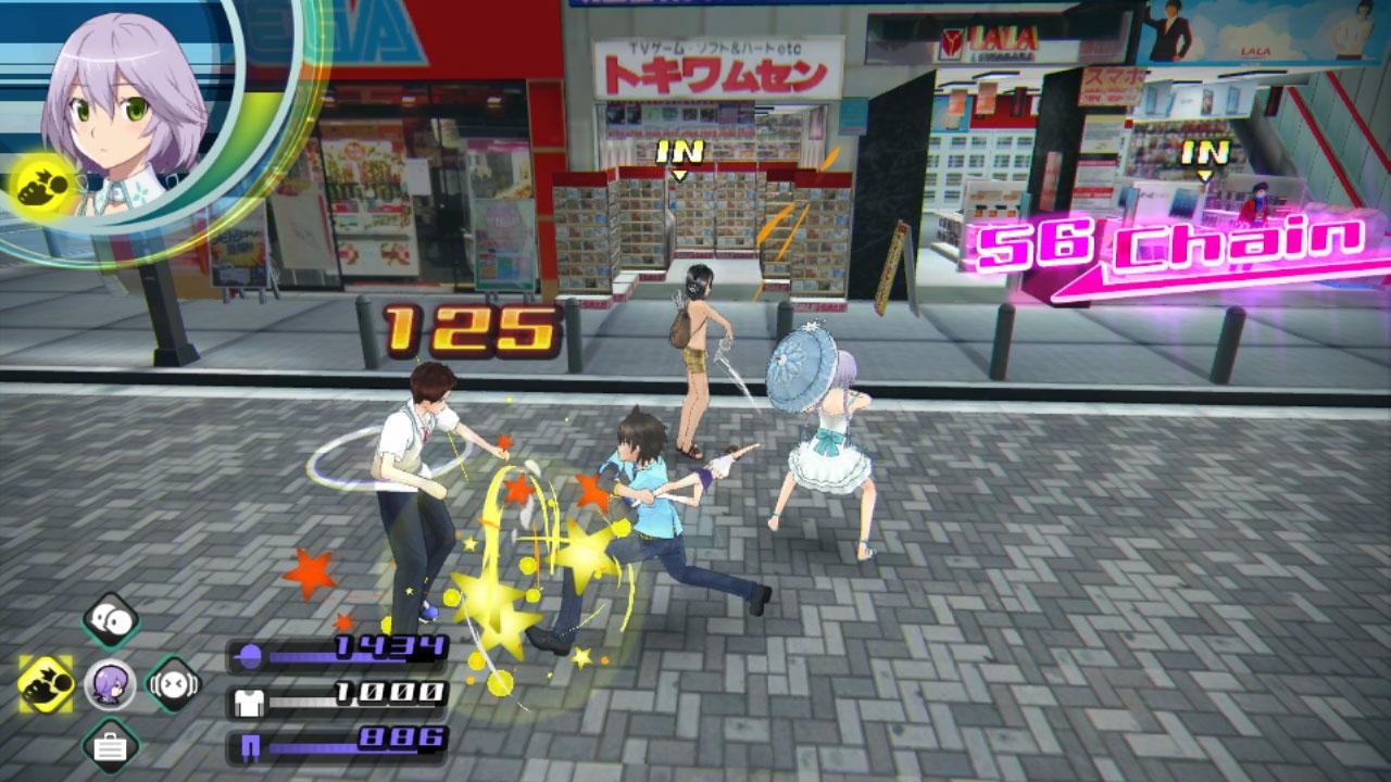 Akibas Trip Undead & Undressed PS4 Screenshot 12