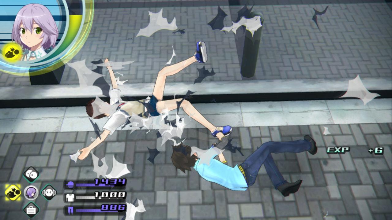 Akibas Trip Undead & Undressed PS4 Screenshot 13