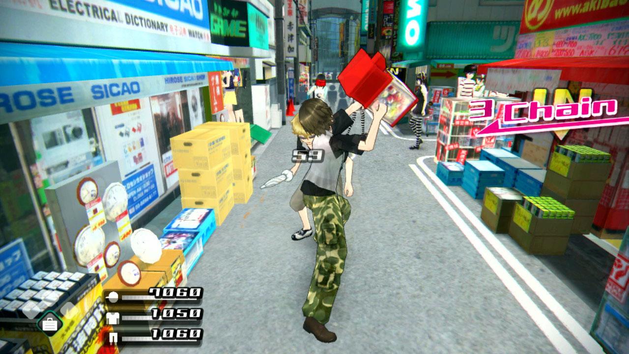 Akibas Trip Undead & Undressed PS4 Screenshot 15