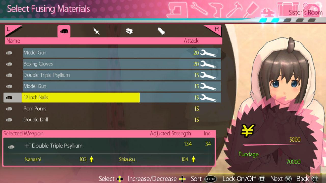 Akibas Trip Undead & Undressed PS4 Screenshot 24