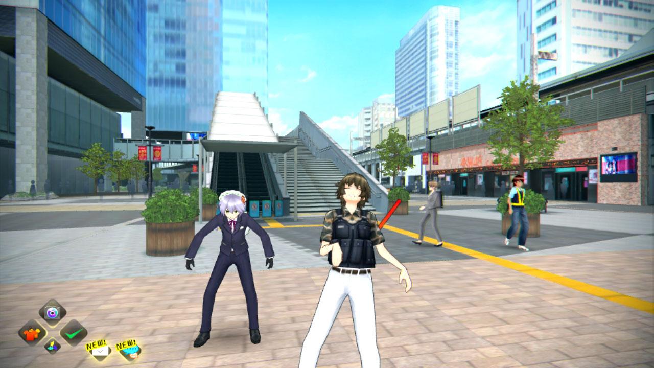 Akibas Trip Undead & Undressed PS4 Screenshot 26