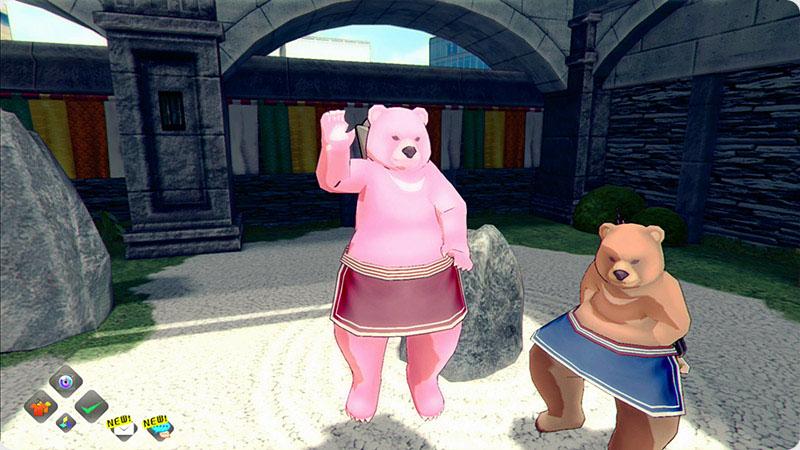 Akibas Trip Undead & Undressed PS4 Screenshot 5