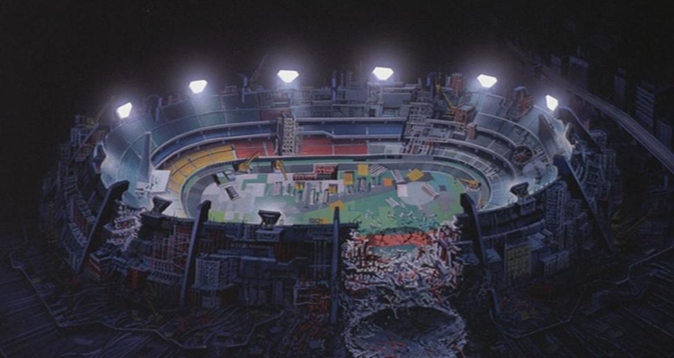 Akira Stadium