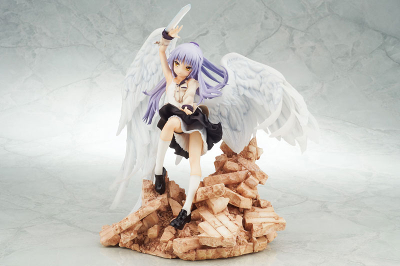 Angel Beats! 1st beatTenshi anime Figure 0002