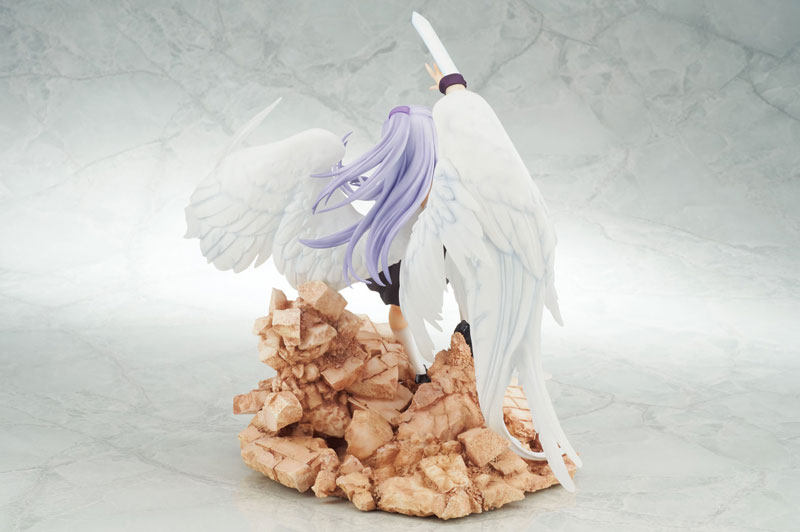 Angel Beats! 1st beatTenshi anime Figure 0006