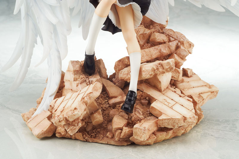 Angel Beats! 1st beatTenshi anime Figure 0012