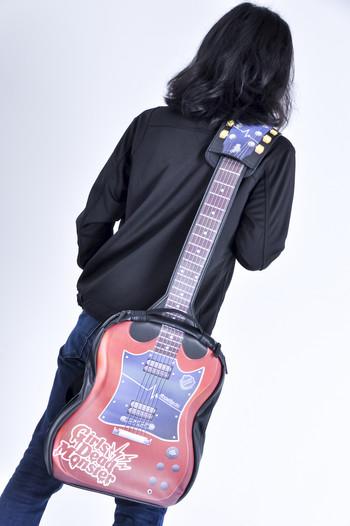 Angel Beats! Girls Dead Monster Yui Guitar Case 4