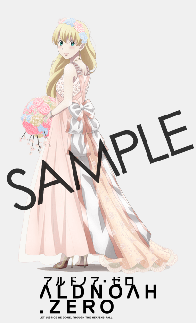 Anime Characters to Greet AnimeJapan 2015 Visitors aldnoah.zero