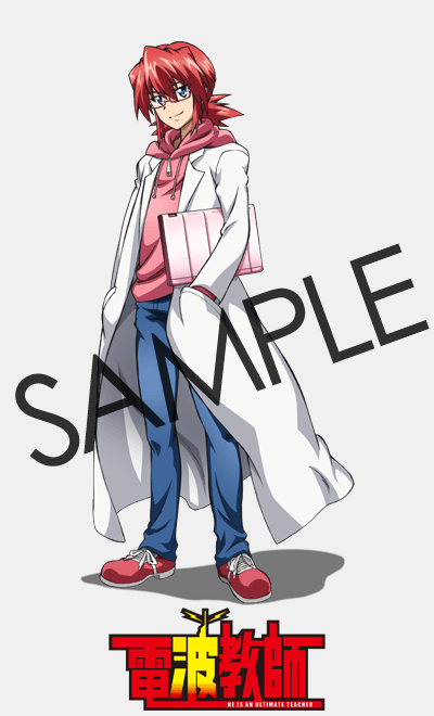 Anime Characters to Greet AnimeJapan 2015 Visitors denpa kyoushi