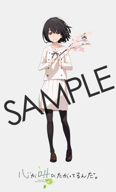 Anime Characters to Greet AnimeJapan 2015 Visitors kokoro ga sakebitagatterunda