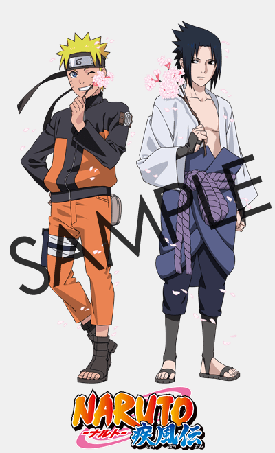 Anime Characters to Greet AnimeJapan 2015 Visitors naruto