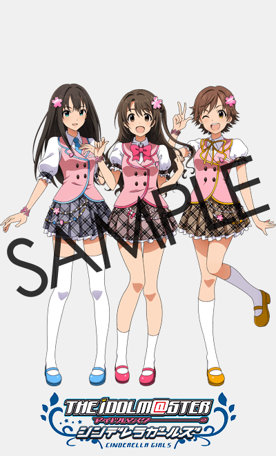 Anime Characters to Greet AnimeJapan 2015 Visitors the idolmaster cinderella girls