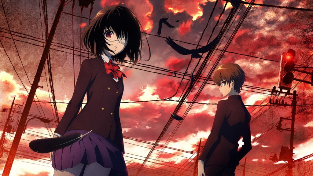 Anime Series You Should Check out during the Halloween Season haruhichan.com Another Anime