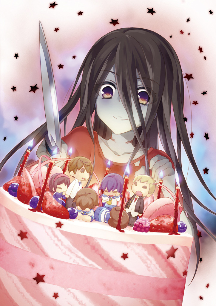 Anime Series You Should Check out during the Halloween Season haruhichan.com Corpse Party Missing Footage Anime