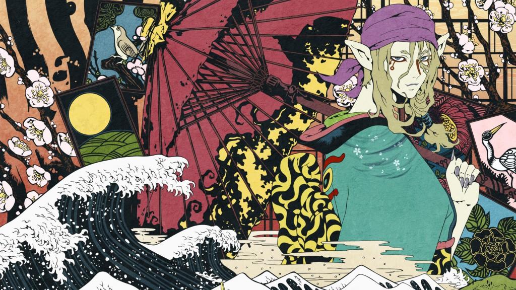 Anime Series You Should Check out during the Halloween Season haruhichan.com Mononoke Anime visual