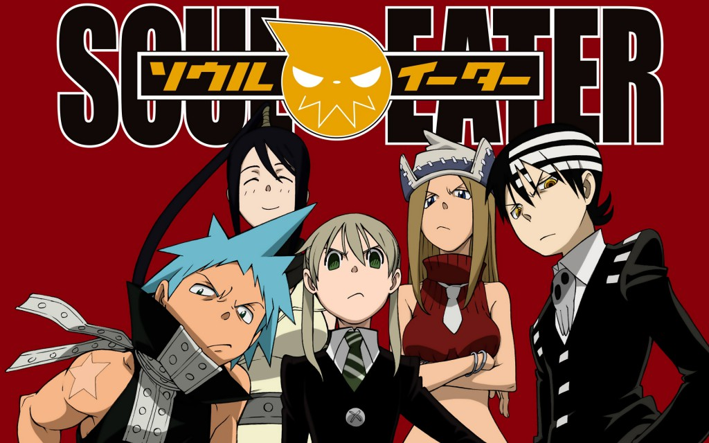 Anime Series You Should Check out during the Halloween Season haruhichan.com Soul Eater Anime