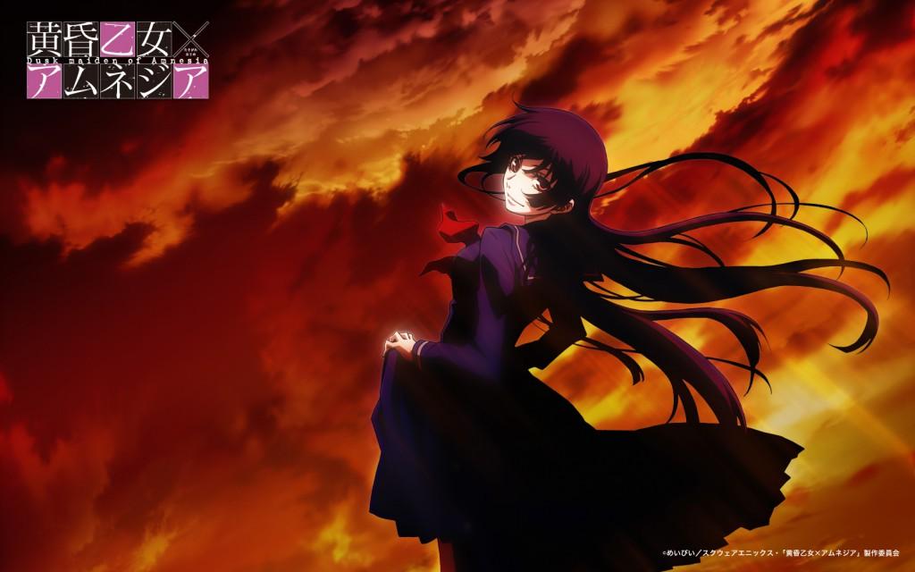 Anime Series You Should Check out during the Halloween Season haruhichan.com Tasogare Otome x Amnesia Anime