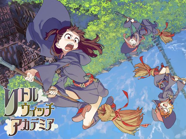 Anime Series You Should Check out during the Halloween Season haruhichan.com little witch academia Anime
